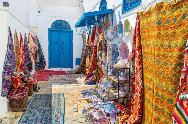теписони Тунис