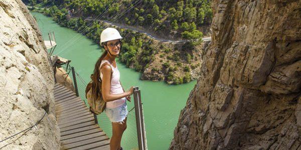 Најопасната патека во светот Caminito del Rey