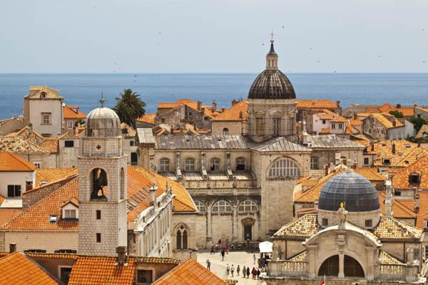 Игра на тронови сцена Хрватска