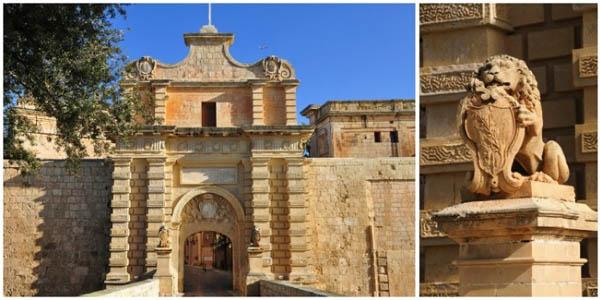 Игра на тронови сцена Малта