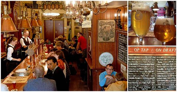 Арендест пивски бар Амстердам