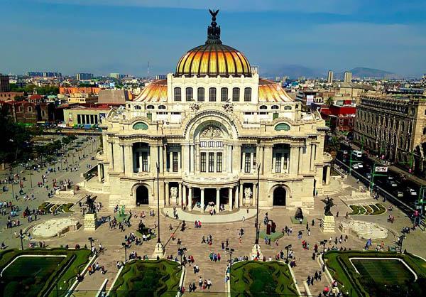 Палата на модерна уметност, Мексико