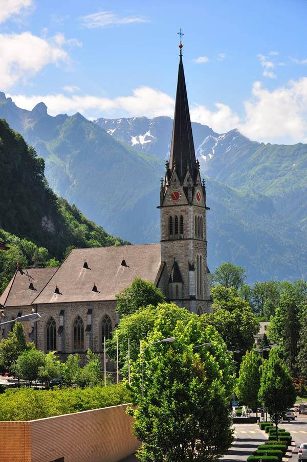изгубени дестниации Вадуз, Лихтенштајн