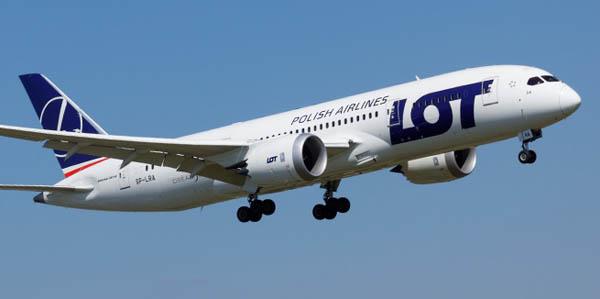 Полскиот авио превозник ЛОТ со диретен лет Скопје Варшава