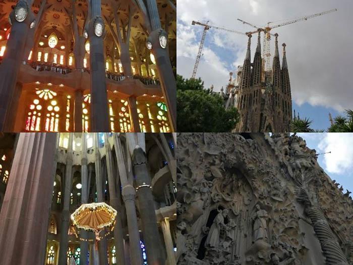 Барселона Саграда Фамилија